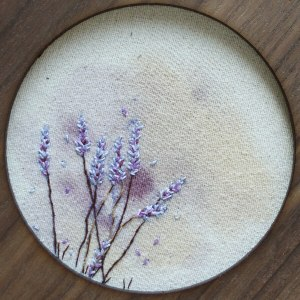lavender embroidery northwise