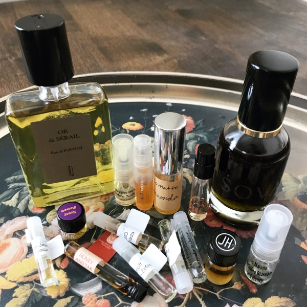 perfumes with honey notes