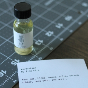 Lisa Kirk Revolution perfume